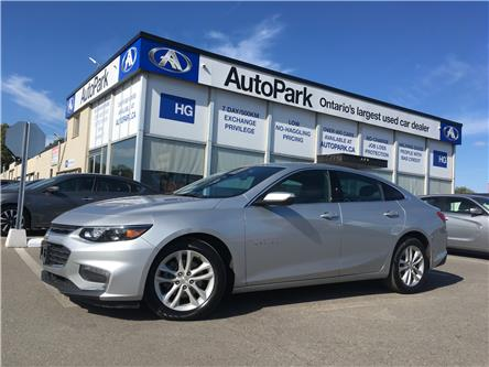 2018 Chevrolet Malibu LT (Stk: 18-49815) in Brampton - Image 1 of 25