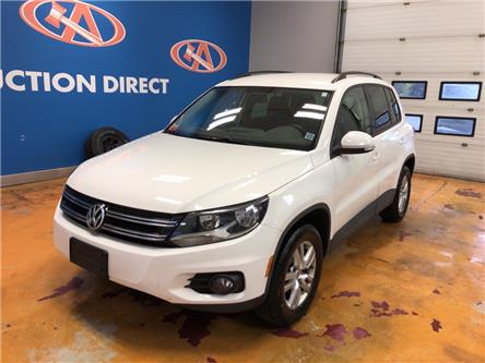 2014 Volkswagen Tiguan Trendline (Stk: 14-540313) in Lower Sackville - Image 1 of 15