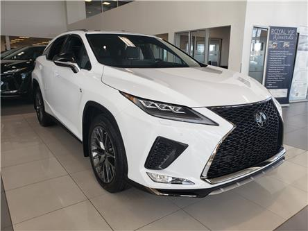 2020 Lexus RX 350 Base (Stk: L20084) in Calgary - Image 1 of 6