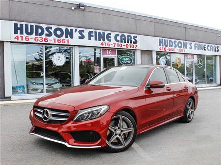 2016 Mercedes-Benz C-Class Base (Stk: 98920) in Toronto - Image 1 of 30