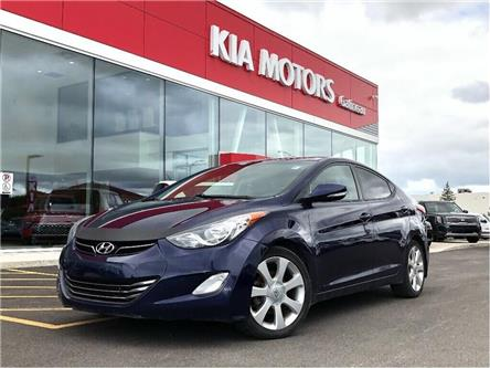 2013 Hyundai Elantra Limited (Stk: 91188A) in Gatineau - Image 1 of 15