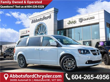 2018 Dodge Grand Caravan GT (Stk: AB0930) in Abbotsford - Image 1 of 25