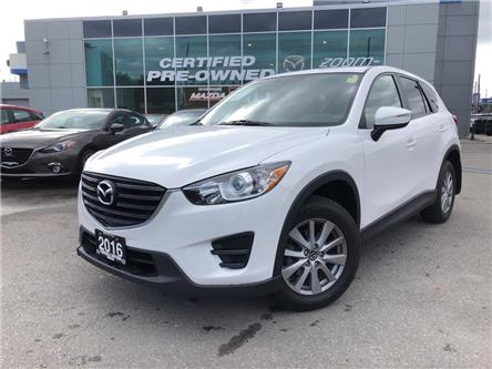 2016 Mazda CX-5 GX AWD at AWD, BLUETOOTH, CRUISE CONTROL, NO ACCID (Stk: 19680A) in Toronto - Image 1 of 22