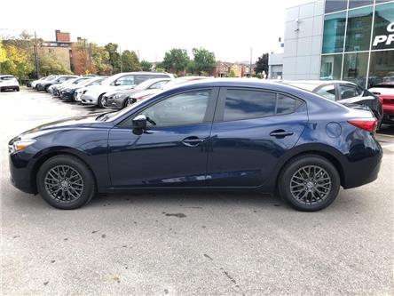 2018 Mazda Mazda3 GX at REAR CAM,BLUETOOTH,CRUISE CONTROL,NO ACCIDEN (Stk: 19751A) in Toronto - Image 2 of 23