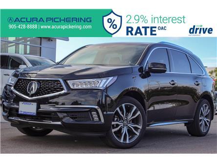 2019 Acura MDX Elite (Stk: AT133) in Pickering - Image 1 of 29