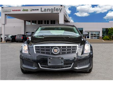 2014 Cadillac ATS 2.0L Turbo (Stk: LF8664) in Surrey - Image 2 of 5