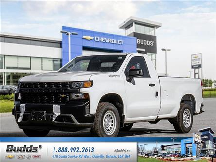 2020 Chevrolet Silverado 1500 Work Truck (Stk: SV0001) in Oakville - Image 1 of 22