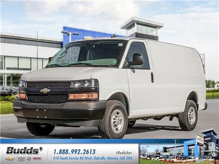 2020 Chevrolet Express 2500 Work Van (Stk: EX0002) in Oakville - Image 1 of 25