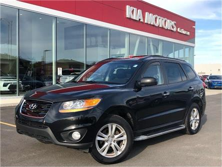 2011 Hyundai Santa Fe Limited 3.5 (Stk: 19032A) in Gatineau - Image 1 of 22