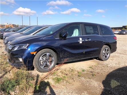 2020 Honda Odyssey EX-L RES (Stk: I200049) in Mississauga - Image 1 of 5