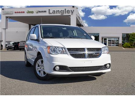 2016 Dodge Grand Caravan Crew (Stk: EE909660A) in Surrey - Image 1 of 21