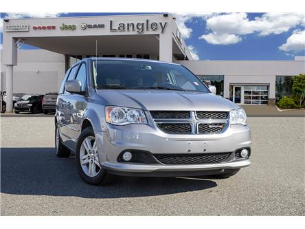 2016 Dodge Grand Caravan Crew (Stk: LC0005) in Surrey - Image 1 of 23
