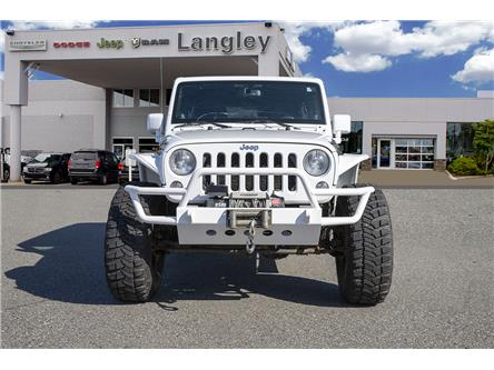 2014 Jeep Wrangler Unlimited Sahara (Stk: K618505A) in Surrey - Image 2 of 19