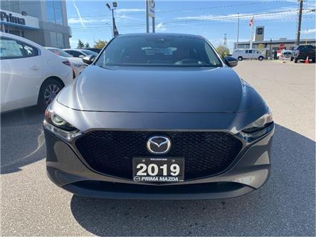 2019 Mazda Mazda3 SPORT GT AWD PREM PKG, DEMO, RED LEATHER (Stk: D19-592) in Woodbridge - Image 2 of 30