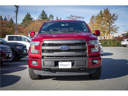 2015 Ford F-150 Lariat (Stk: 8ES5553A) in Vancouver - Image 2 of 26