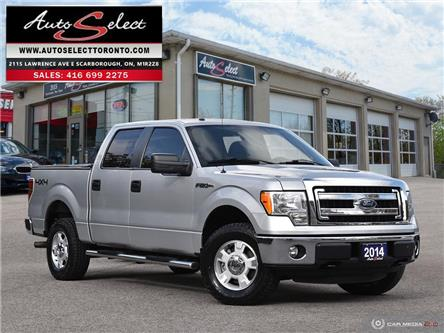 2014 Ford F-150 4x4 (Stk: 14F92M1) in Scarborough - Image 1 of 28