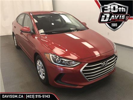 2018 Hyundai Elantra  (Stk: 209232) in Lethbridge - Image 1 of 34