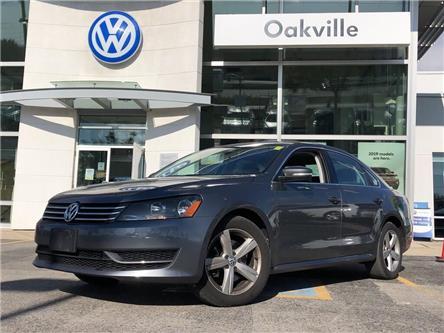 2015 Volkswagen Passat 1.8 TSI Comfortline (Stk: 6063V) in Oakville - Image 1 of 17