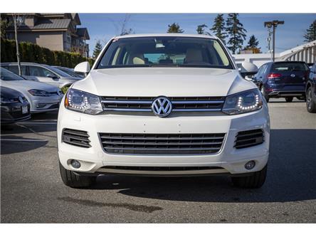 2012 Volkswagen Touareg 3.0 TDI Comfortline (Stk: VW0976) in Vancouver - Image 2 of 26