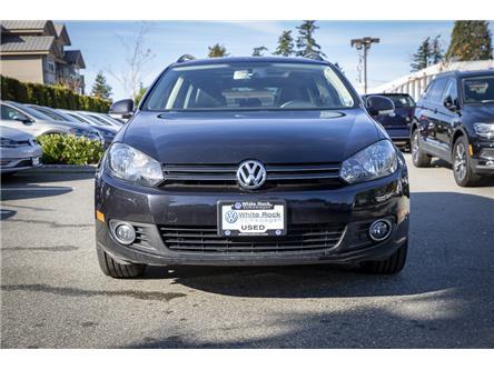 2014 Volkswagen Golf 2.0 TDI Wolfsburg Edition (Stk: VW0979) in Vancouver - Image 2 of 23