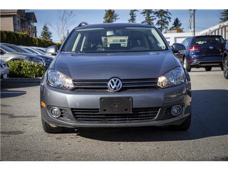 2014 Volkswagen Golf 2.0 TDI Wolfsburg Edition (Stk: VW0986) in Vancouver - Image 2 of 23