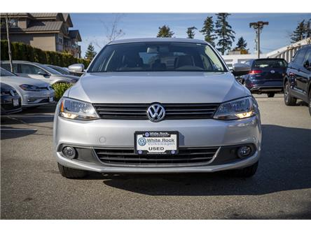 2014 Volkswagen Jetta 2.0 TDI Highline (Stk: VW0989) in Vancouver - Image 2 of 20