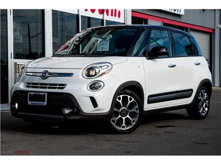 2014 Fiat 500L Trekking (Stk: 191171) in Chatham - Image 1 of 25