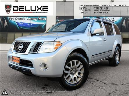 2009 Nissan Pathfinder S (Stk: D0652T) in Concord - Image 1 of 22