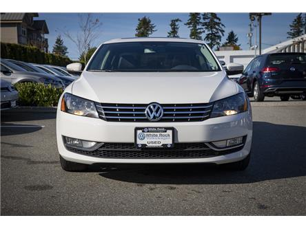 2014 Volkswagen Passat 2.0 TDI Highline (Stk: VW0991) in Vancouver - Image 2 of 22