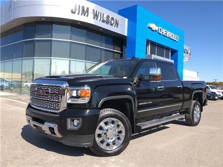 2019 GMC Sierra 2500HD Denali (Stk: 2019886A) in Orillia - Image 1 of 22