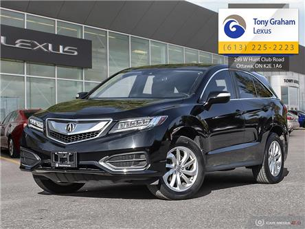 2017 Acura RDX Base (Stk: Y3533) in Ottawa - Image 1 of 29