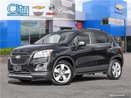 2013 Chevrolet Trax LTZ (Stk: 2911108A) in Toronto - Image 1 of 27