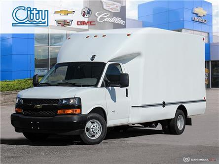 2019 Chevrolet Express Cutaway Work Van (Stk: 2907137) in Toronto - Image 1 of 30