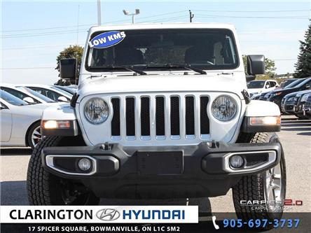 2018 Jeep Wrangler Unlimited Sahara (Stk: 19716A) in Clarington - Image 2 of 27
