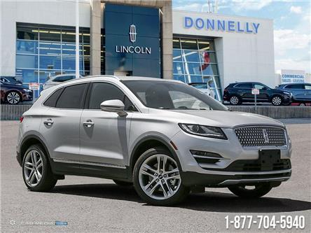 2019 Lincoln MKC Reserve (Stk: DS4) in Ottawa - Image 1 of 29