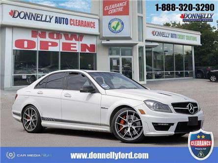 2014 Mercedes-Benz C-Class Base (Stk: CLDS308B) in Ottawa - Image 1 of 28
