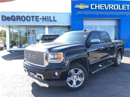 2015 GMC Sierra 1500 Denali (Stk: 19G324AXJ) in Tillsonburg - Image 2 of 30