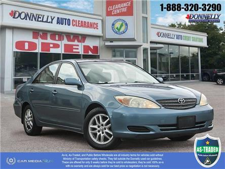 2002 Toyota Camry  (Stk: DS1680A) in Ottawa - Image 1 of 28