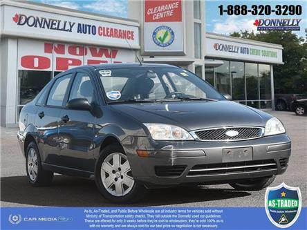 2006 Ford Focus ZX4 (Stk: PBWDS1709A) in Ottawa - Image 1 of 28