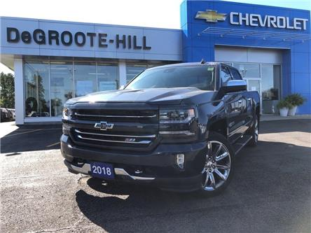 2018 Chevrolet Silverado 1500 2LZ (Stk: 19C517A) in Tillsonburg - Image 1 of 30