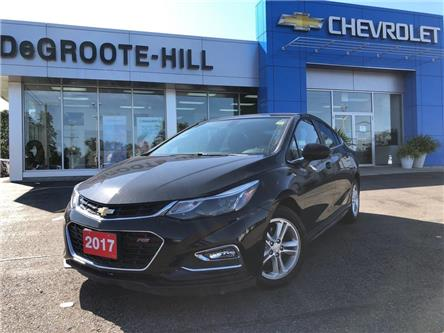 2017 Chevrolet Cruze LT Auto (Stk: 19C587A) in Tillsonburg - Image 1 of 30