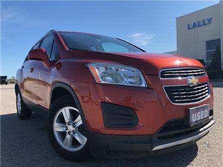 2014 Chevrolet Trax 1LT (Stk: S10399B) in Leamington - Image 1 of 21