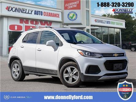 2018 Chevrolet Trax LT (Stk: CLDUR6284) in Ottawa - Image 1 of 28