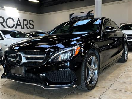 2015 Mercedes-Benz C-Class  (Stk: AP00SA) in Vaughan - Image 1 of 22