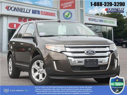 2011 Ford Edge SEL (Stk: PBWDS1389A) in Ottawa - Image 1 of 28