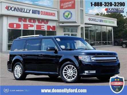 2013 Ford Flex SEL (Stk: CLDUR6191A) in Ottawa - Image 1 of 28