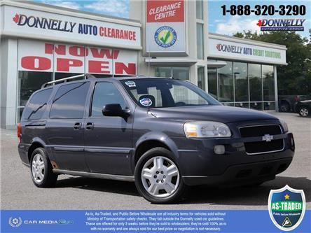 2008 Chevrolet Uplander  (Stk: PBWDS1608A) in Ottawa - Image 1 of 28
