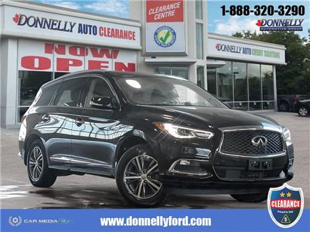 2018 Infiniti QX60 Base (Stk: CLDUR6018) in Ottawa - Image 1 of 29