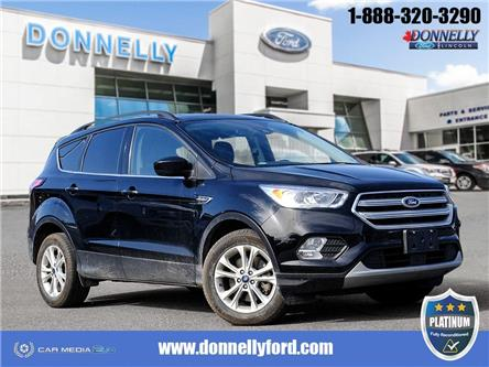 2018 Ford Escape SEL (Stk: PLDUR6275) in Ottawa - Image 1 of 28