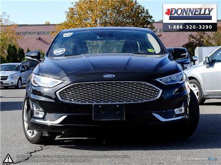 2019 Ford Fusion Hybrid Titanium (Stk: DUR6272) in Ottawa - Image 2 of 28